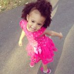 Little Amina Marie is such a cutie