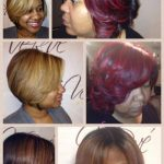 Natural hair colored and straightened by Color Specialist Andreia