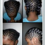 6 year old Devyn's back to school hair (all hers)