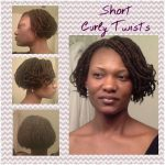 Crotchet twists