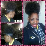 Tori's full journey from transition to big chop – 2 yrs 8 months.