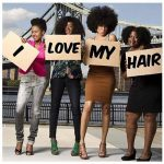 Curly, kinky, cottony, fluffy, coarse. Whatever just show your hair some love!