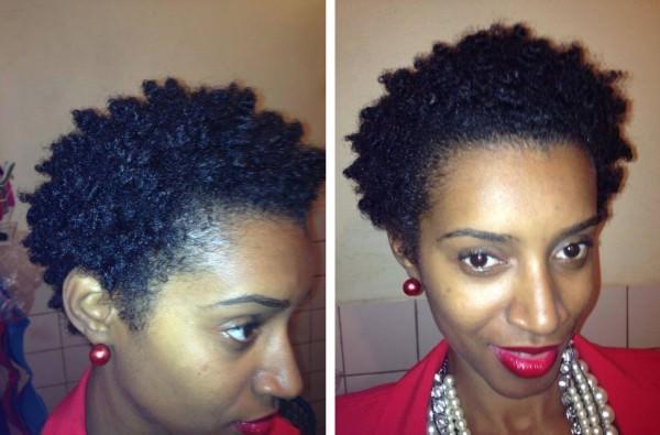 Tessa\u0027s twist out on short natural hair , Black Hair Information