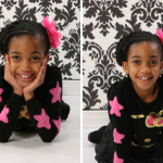 7 year old Desiraye is simply adorable! Shared by Nicole