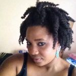 Givonne's chunky twist out