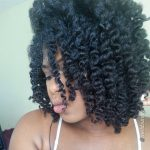 Gorgeous twist out @melibunnn