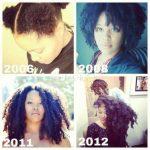 Hair growth inspiration . . .