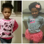5 year old Braya shared by mom Kanei