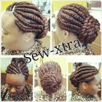 Cornrow style shared by Shontecia – Sew-xtra styles
