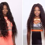 Lace wig protective styling