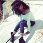 If you don't follow Naptural85 on YT then you should, she's got gorgeous hair