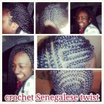 Crotchet senegalese twist by Shola