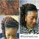 @huntresslocs Lovely look today