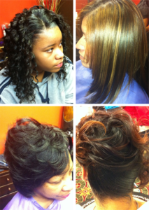 Stylist Feature - Kaylana Hall