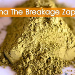 Henna The Breakage Zapper: Using Henna Instead Of Protein To Improve Hair's Strength