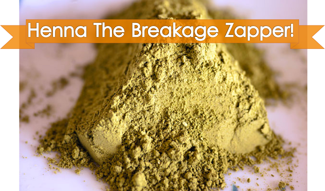 Henna the breakage zapper