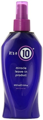It's A 10 Miracle Leave In Product