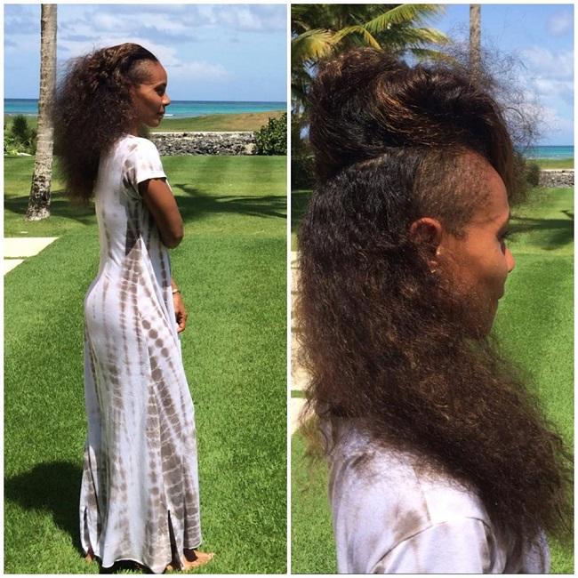 jada pinkett smith real hair - photo #3