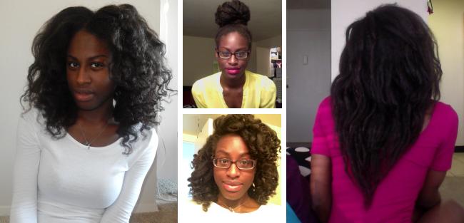 My Hair Story - Kami