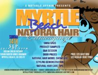 Myrtle Beach Natural Hair Extravaganza