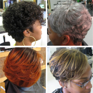 Stylist Feature - Tarsha Rouse Williams