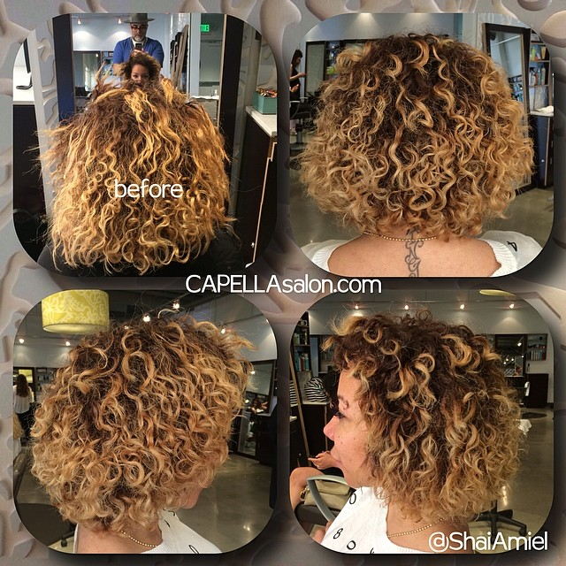 Tiny gets a deva cut