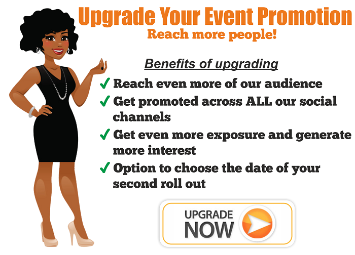 Upgrade your event promotion