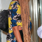 Beyonce Is Now Rocking Box Braid Extensions