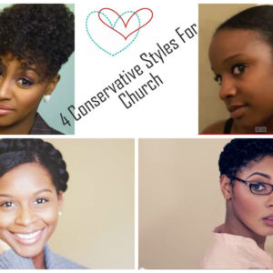 Do I Need To Style My Hair Conservatively For Church?