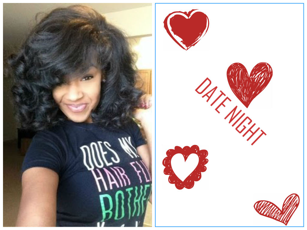 Hairstyles For Short Hair Date Night : Big Curls  A Sexy Hair Style For A Casual Date Night