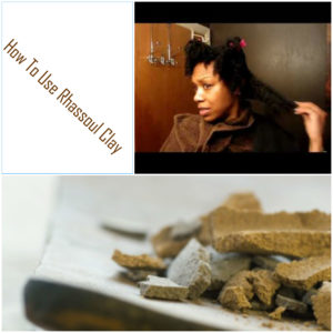 How To Use Rhassoul Clay As A Cleanser