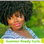 Summer Ready Curls