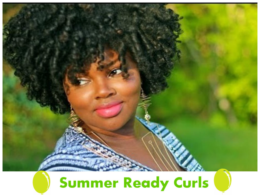 summer ready curls