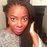 When Havana twists and Senegalese twists have a baby you get . . . . Puffy twists from Jenelle of KCCM!
