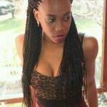 Senegalese Twists, easy protective style