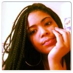 Thinking of protective styling for the winter? Box braids are easy and cute
