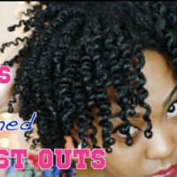 14 Steps to a Defined Twist Out