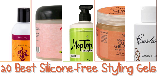 best hair styling gel for 20 best silicone free styling gels for hair 5487