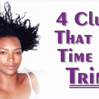 Did You Know That Thinning Ends Will Cause More Breakage? 4 Clues That Its Time To Trim