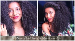 6 Ways To Wear An Old Wash And Go