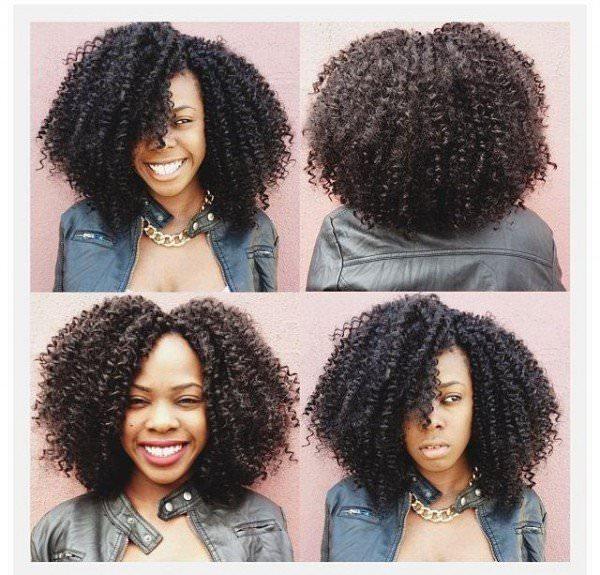 Astonishing Crotchet Braids Using Bohemian Curl Hair Black Hair Information Short Hairstyles Gunalazisus