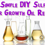 A Simple DIY Sulfur Hair Growth Oil Recipe