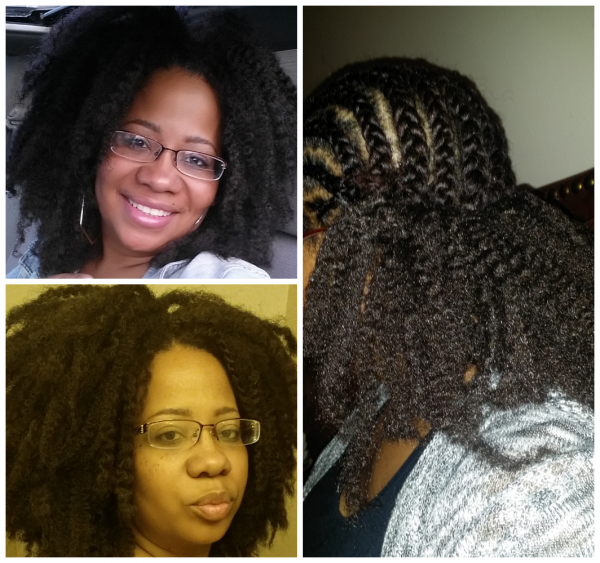 crochet braids with marley hair shared by kyatawna black hair