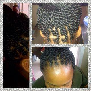 Pretty twists shared by starren