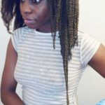 Serious Shrinkage – And henna is the bomb too!