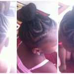 Simple updo shared by shyola