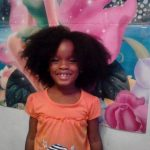 Sydney's natural hair shared by mom latoya