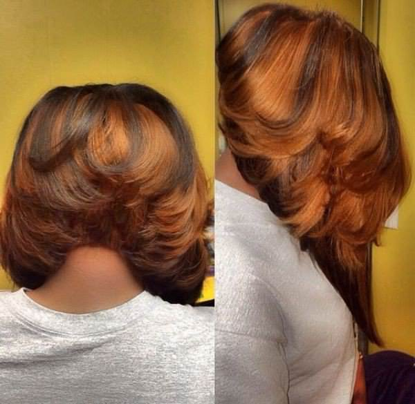This bob is everything