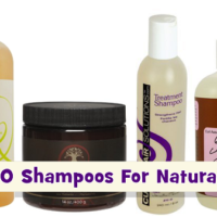 Top 20 Shampoos For Natural Hair