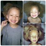 Trishana's 3 year old niece Janiyah
